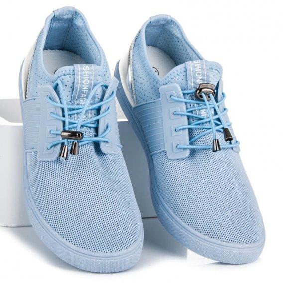 Športové topánky so sťahovaním NA06BL