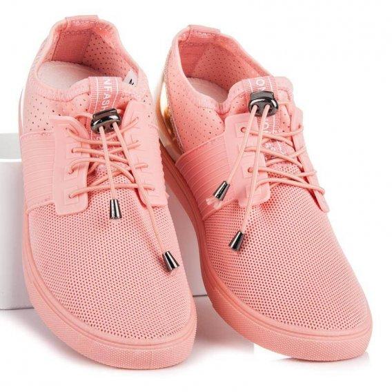 Športové topánky so sťahovaním NA06P