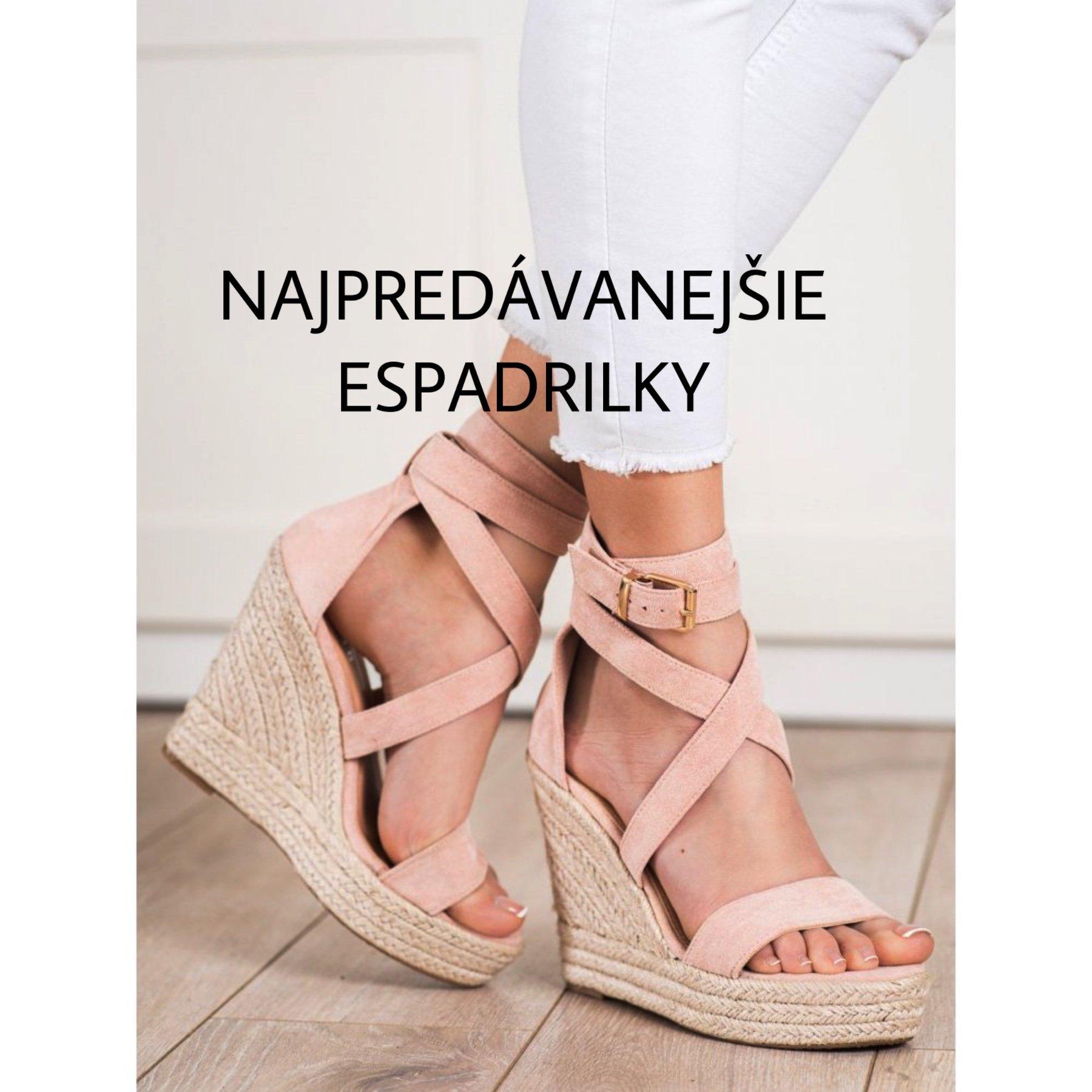 Najpredávanejšie dámske sandále